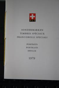 Sammelkarte Persönlichkeiten 1979