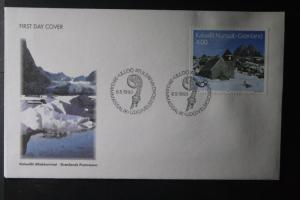Dänemark-Grönland, NORDEN,  CEPT EUROPA-UNION - Symphatieausgabe 1993 FDC