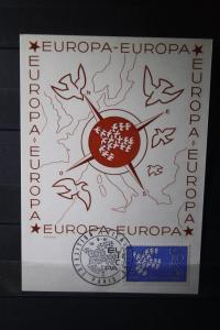 Frankreich CEPT EUROPA-UNION 1961 MK