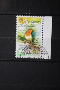 Liechtenstein; CEPT 1986; Tiere; Vögel