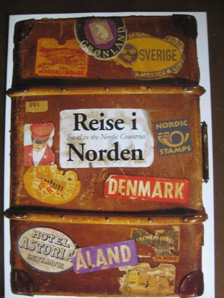 Skandinavien Gemeinschaftsausgabe NORDEN 1995; Reise in den Norden; Resa i Norden
