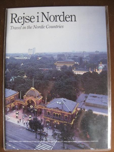 Skandinavien Gemeinschaftsausgabe NORDEN 1993; Reise in den Norden; Resa i Norden