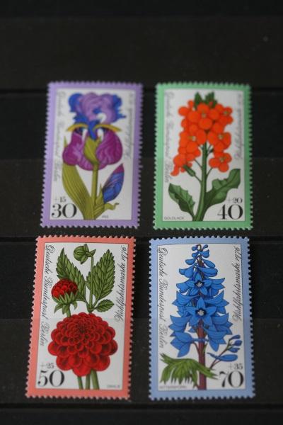 Blumen, Deutschland 1976