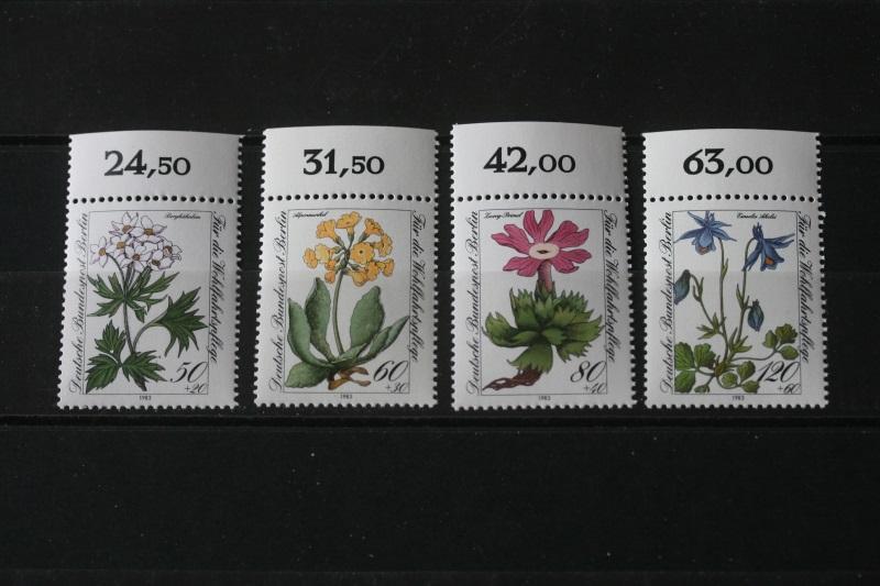 Blumen, Berlin 1983