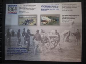 USA, Kleinbogen: The Civil War 1864; 2014