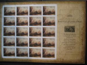 USA, Kleinbogen: Battle of Lake Erie, 2013