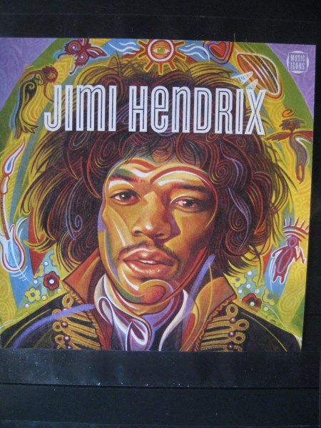 USA, Kleinbogen: Jimi Hendrix, 2014 0