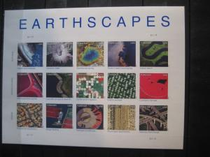USA, Kleinbogen: Earthscapes, 2012