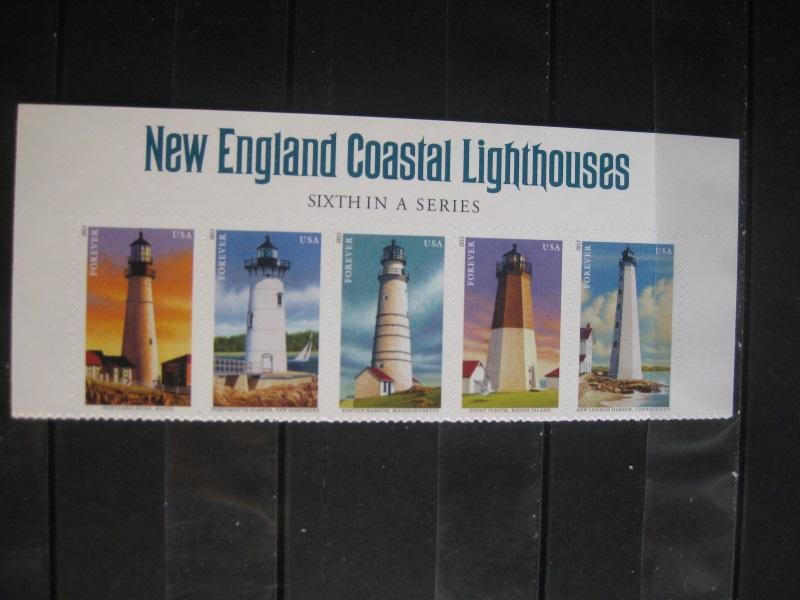 USA, Zusammendruck: Leuchttürme, 2013 0