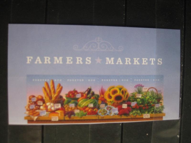 USA, Zusammendruck: Farmer Markets, 2014 0