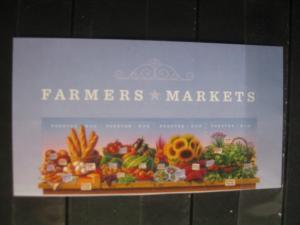 USA, Zusammendruck: Farmer Markets, 2014