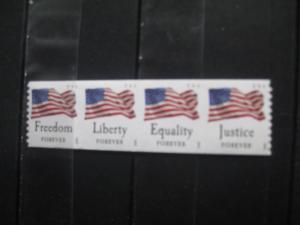 USA, Zusammendruck: U.S. Flag, 2012