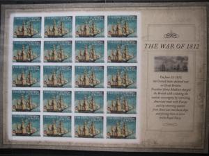 USA, Kleinbogen: The War of 1812, USS Constitution, 2012