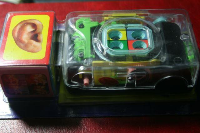 Lomo-Camera-Pack; Camera mit 4 Objektiven, Camera mit Film in OVP