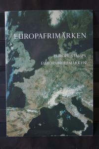 Schweden CEPT EUROPA-UNION  Folder, Mehrjahresmappe
