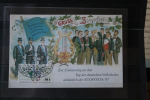Deutscher Sängerbund / Südposta 87