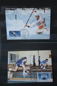 Für den Sport 1985