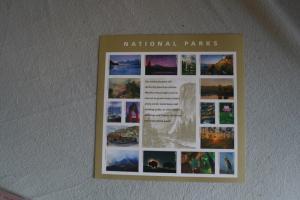 USA, Kleinbogen: National Parks 2016