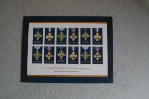USA, Kleinbogen: Honoring Extraordinary Heroism