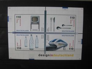 Deutschland Block : Design in Deutschland