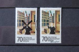 Europäische Kunstausstellung 1977 Berlin Andreaskreuz