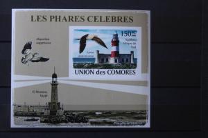 Vögel, Leuchtturm; Komoren 2008