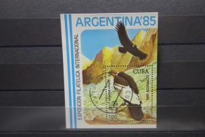 Cuba, Vögel, 1985