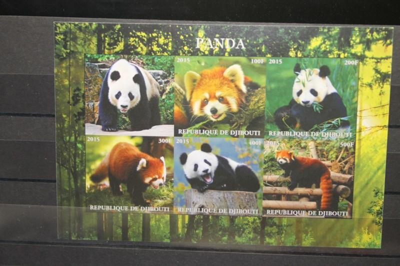Djibuti, Pandas, 2015