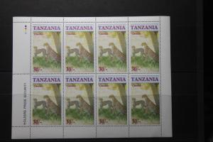 Tansania, Geparden