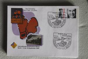 Umschlag mit Sonderwertstempel; USo 113; 200 Jahre Königreich Bayern