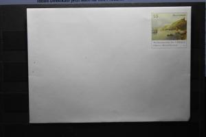 Umschlag mit Sonderwertstempel; USo 130; Oberes Mittelrheintal; 2004
