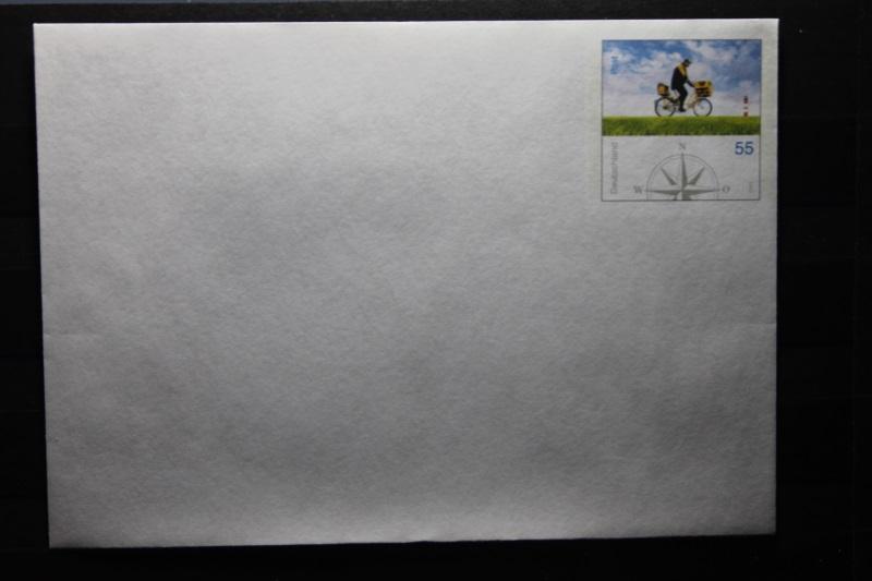 Umschlag mit Sonderwertstempel; USo 97; POST; 2005
