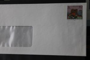Umschlag mit Sonderwertstempel; USo 6