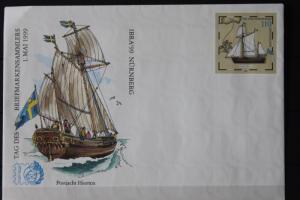 Umschlag mit Sonderwertstempel; USo 8