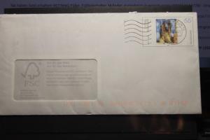 Umschlag mit Sonderwertstempel; USo 67B