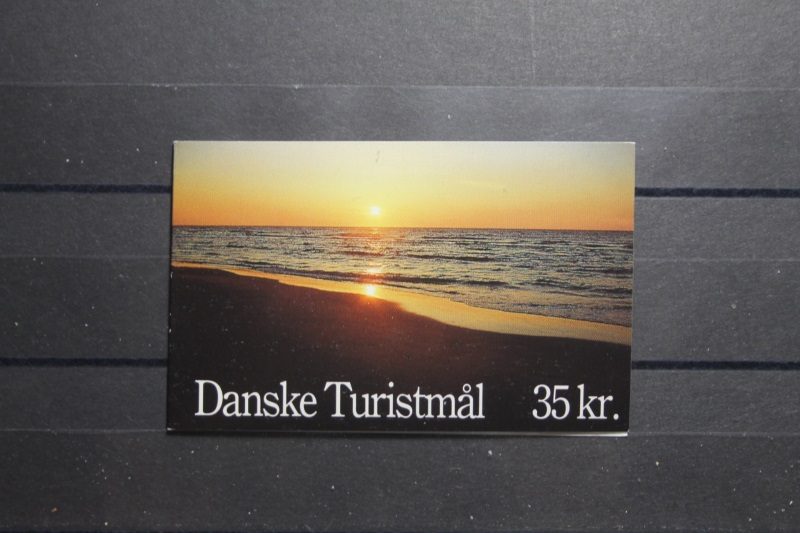 Dänemark; NORDEN 1991; Tourismus, Markenheft
