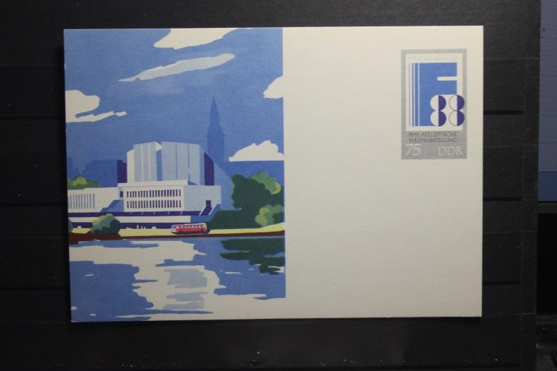 Philatelistische Weltausstellung  Finlandia 1988 0