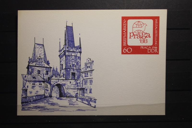 Philatelistische Ausstellung  Praga 88