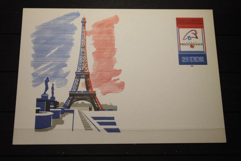 Philatelistische Weltausstellung  PHILEXFRANCE 89