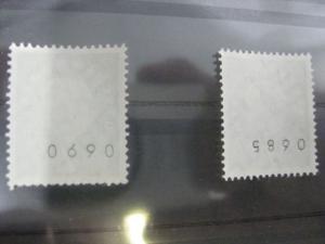 Rollenmarken 7 Pf. Heuss III Michel-Nr. 302 R ** Heuss-Medaillon