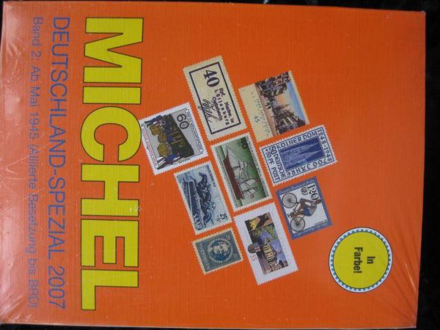 MICHEL Deutschland Spezial Band 2 (ab Mai 1945) Ausgabe 2007 Originalverpackt (eingeschweißt)