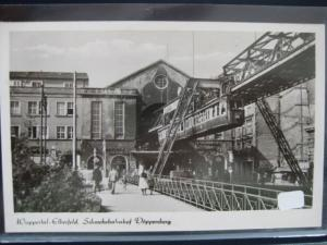 Elberfeld Wuppertal-Elberfeld Schwebebahnhof Döppersberg