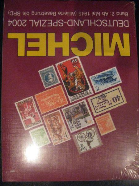 MICHEL Deutschland Spezial Band 2 (ab Mai 1945) Ausgabe 2004 Originalverpackt (eingeschweißt)