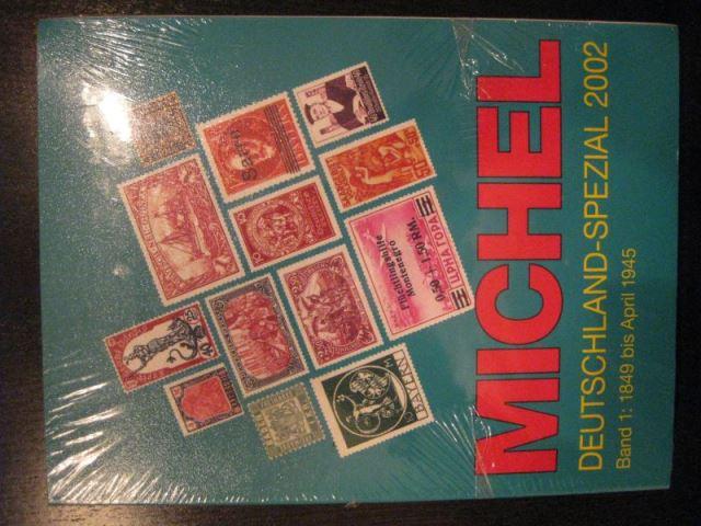 MICHEL Deutschland Spezial Band 1 (1849 bis April 1945) Ausgabe 2002 Originalverpackt (eingeschweißt
