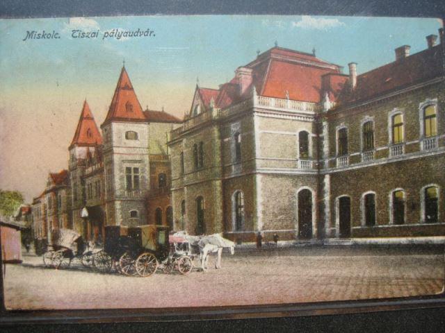Miskolc Bahnhof