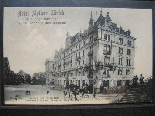 Zürich Hotel Mythen