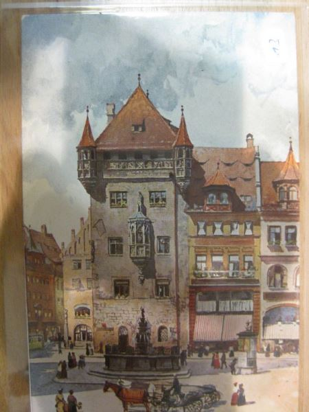 Nürnberg Nassauerhaus