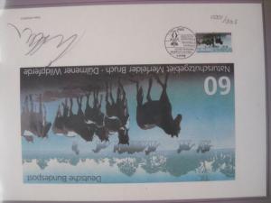 Künstleredition ;Dülmener Wildpferde von 1987; Handsigniert 540/1000
