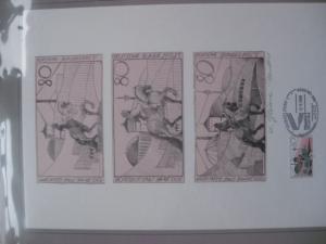 Künstleredition ;700 Jahre Düsseldorf von 1988; Handsigniert