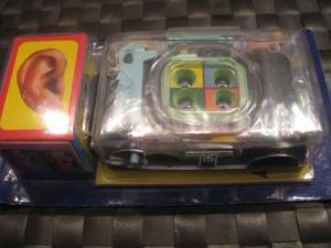 LOMO - Kamera 4-Bildkamera 4-Objektivkamera